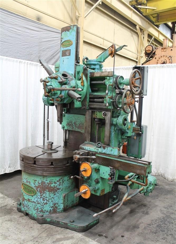 36' BULLARD VERTICAL TURRET LATHE: STOCK #59490