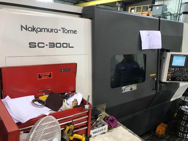 NAKAMURA-TOME SC-300 LY
