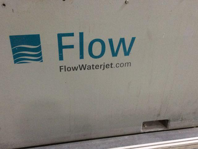 FLOW2010 Flow Mach 4 2513b 5-Axis Waterjet