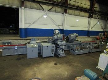 """20"""" X 168"""" CHURCHILL M# D ROLL GRINDER   Our stock number: 107484"""
