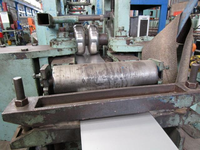 """4"""" (104mm) x 6mm SMS Demag Stainless Steel Tube Mill Line"""