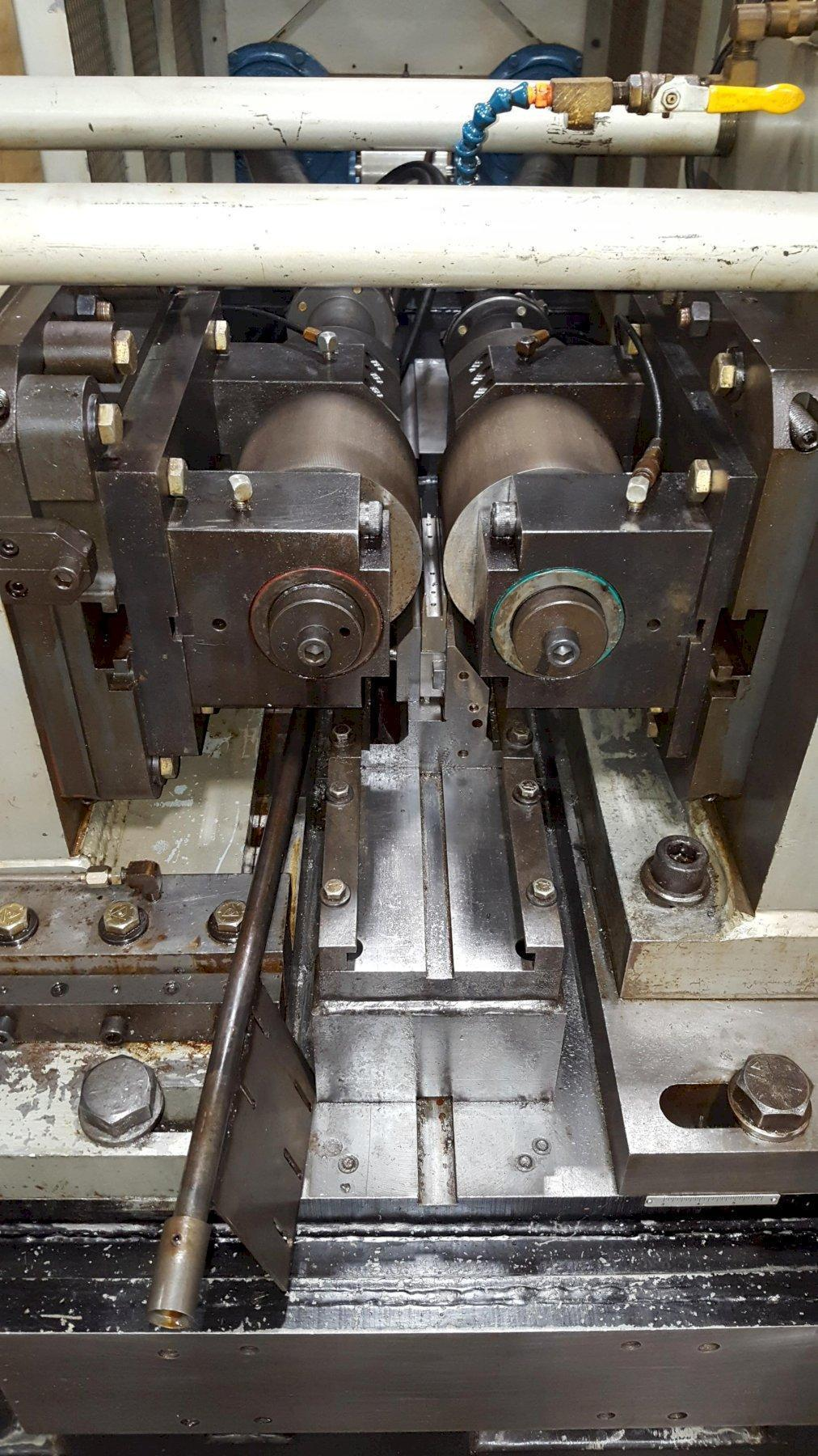 """2-1/2"""" Reed-Rico B305 Two Die Cylindrical Thread and Form Rolling Machine"""