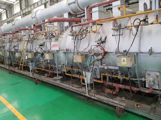 BRIGHT ANNELAING FURNACE FOR STAINLESS STEEL (13355)