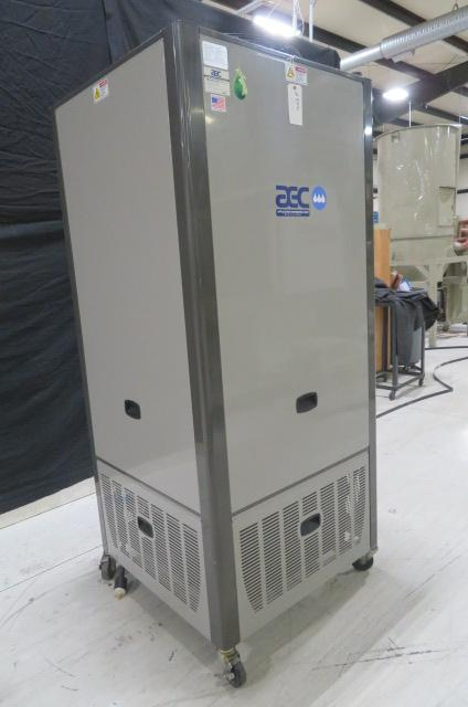 AEC Used GPAC-30 Air Cooled Portable Chiller, 7.5 US ton, 460V, Yr 2011