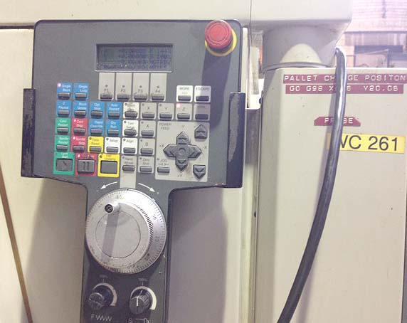"Cincinnati Arrow 500, Siemens Acramatic 2100 cnc, 20"" x 27"" Table, X=20"", Y-20"", Z=20"", 21 Station Tool Changer, Cat-40, 8000 rpm, 1997."