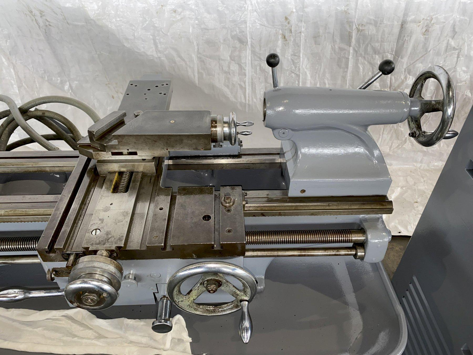 """Clausing Colchester 15"""" x 36"""" engine Lathe"""
