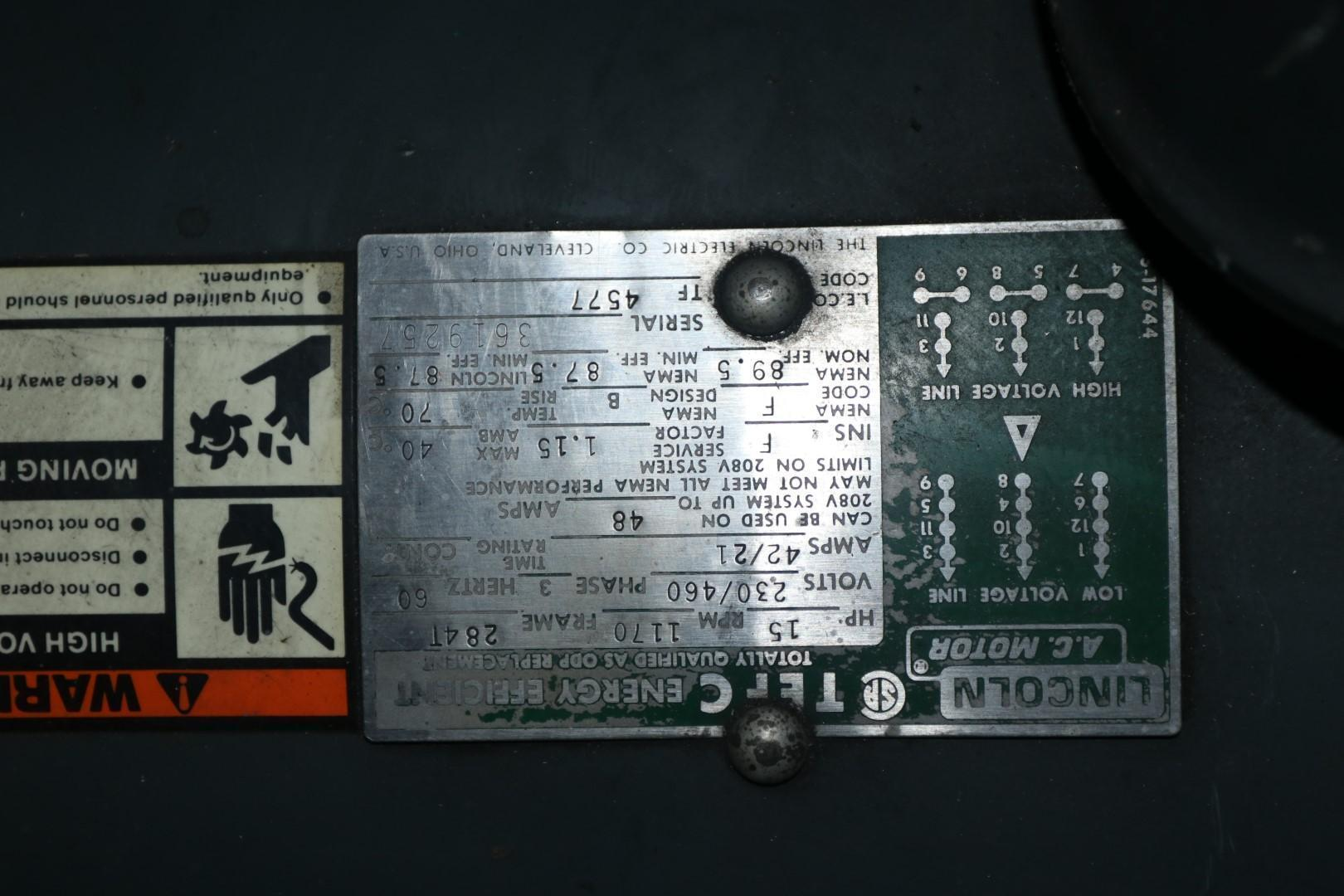 "8 Stand x 2"" x 13"" Yoder M2 Rollformer"