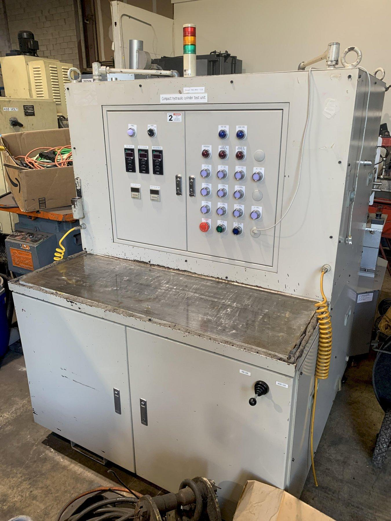 COMPACT HYDRUALIC CYLINDER TEST UNIT: STOCK 13874