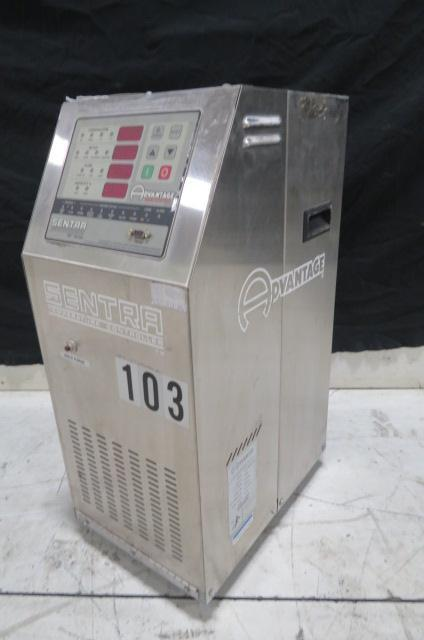 Advantage Sentra Used SK-1035ZHE-41D1 Mold Temperature Control Unit, 460V, Yr. 2005