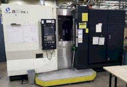 2014 Makino A61NX CNC Horizontal Machining Center