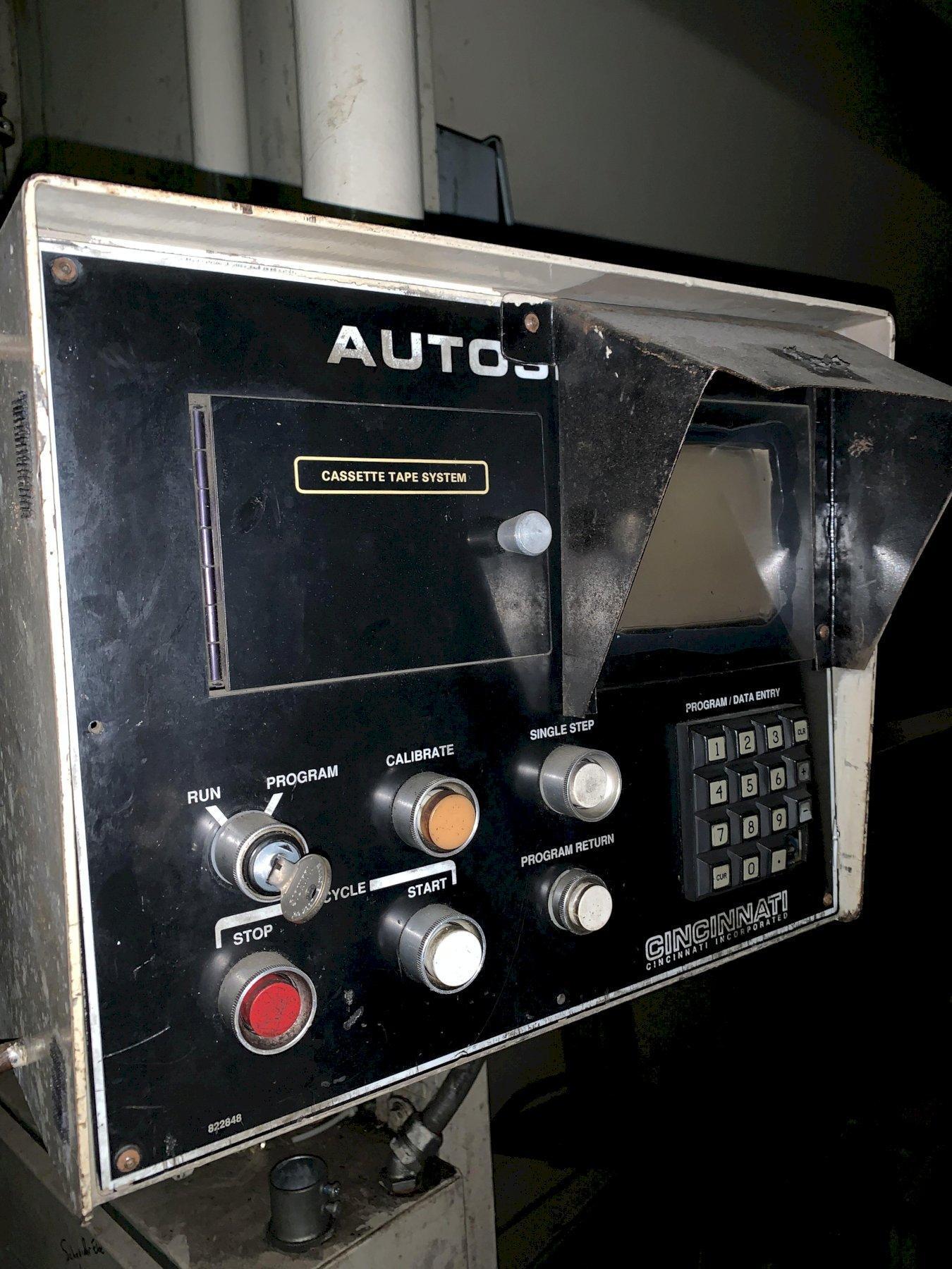 175 Ton x 12' Cincinnati Auto Shape Hydraulic Press Brake