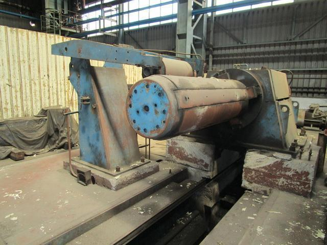"""62"""" (1575mm) x 6mm Andritz Push Pull Pickle Line with Acid Regeneration Plant YEAR 2000"""