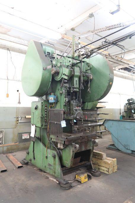 75 TON BLISS #A75 OBI PRESS: STOCK #13303