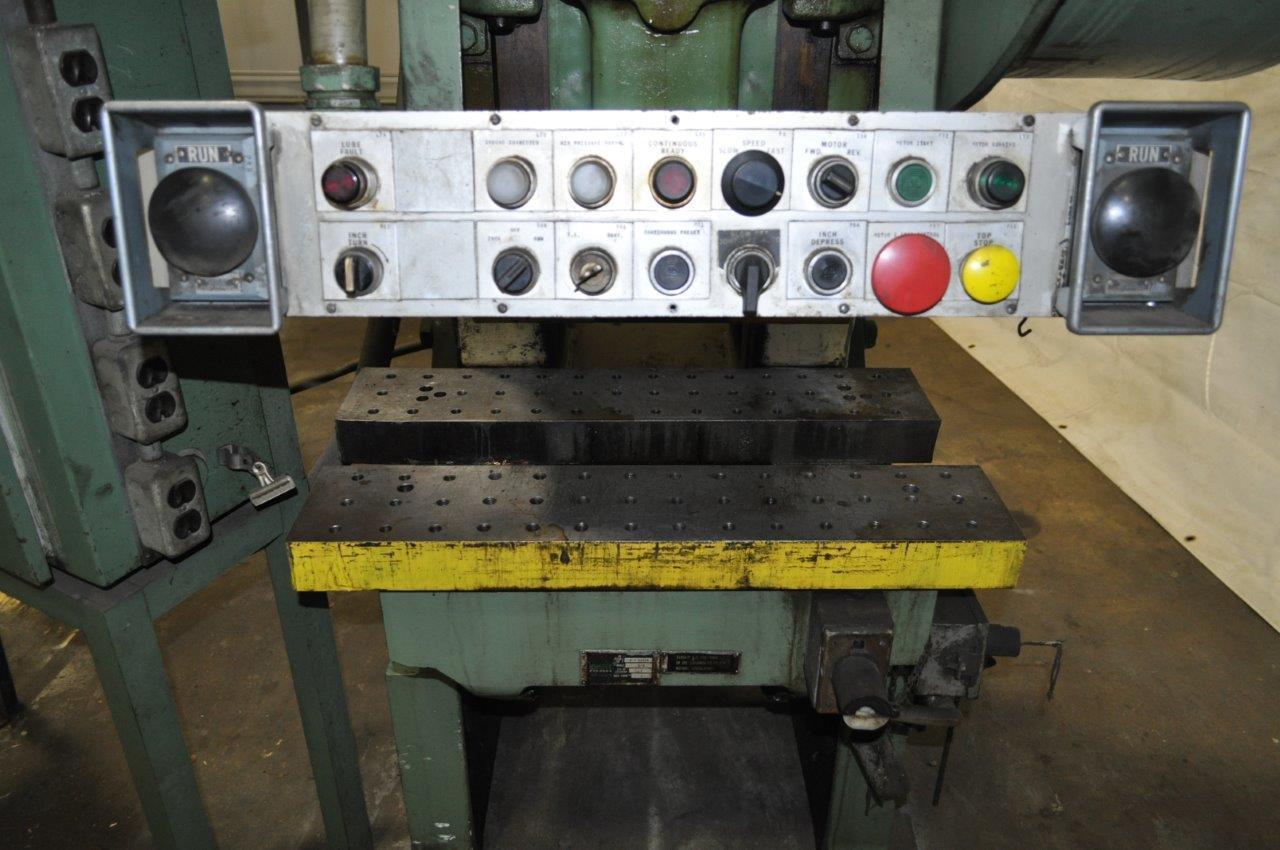 32 Ton Minster OBI Press