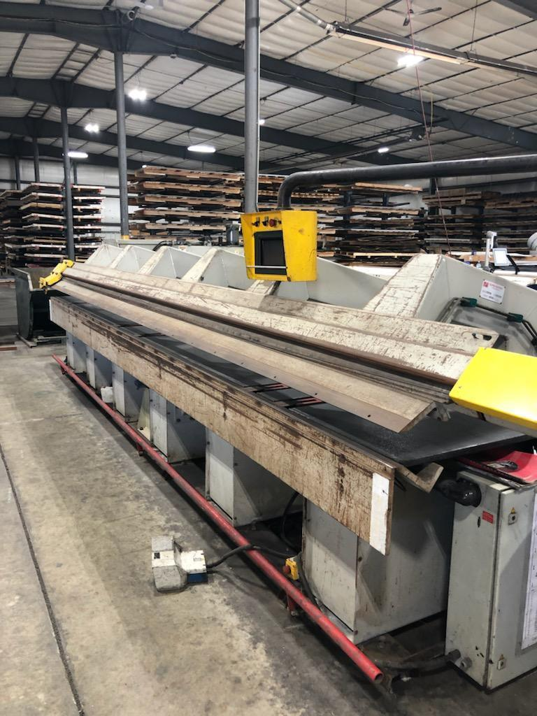 Roper Whitney Automax 21ft x 18ga CNC Folding Machine