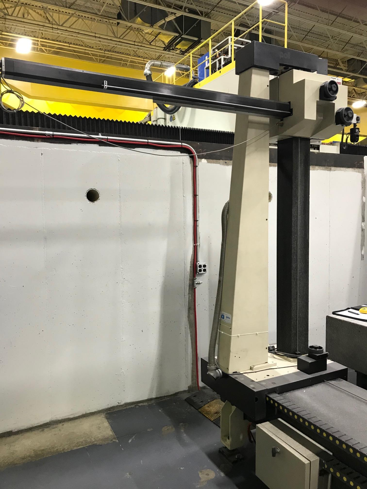 USED POLI GLOBO COORDINATE MEASURING MACHINE WITH 96