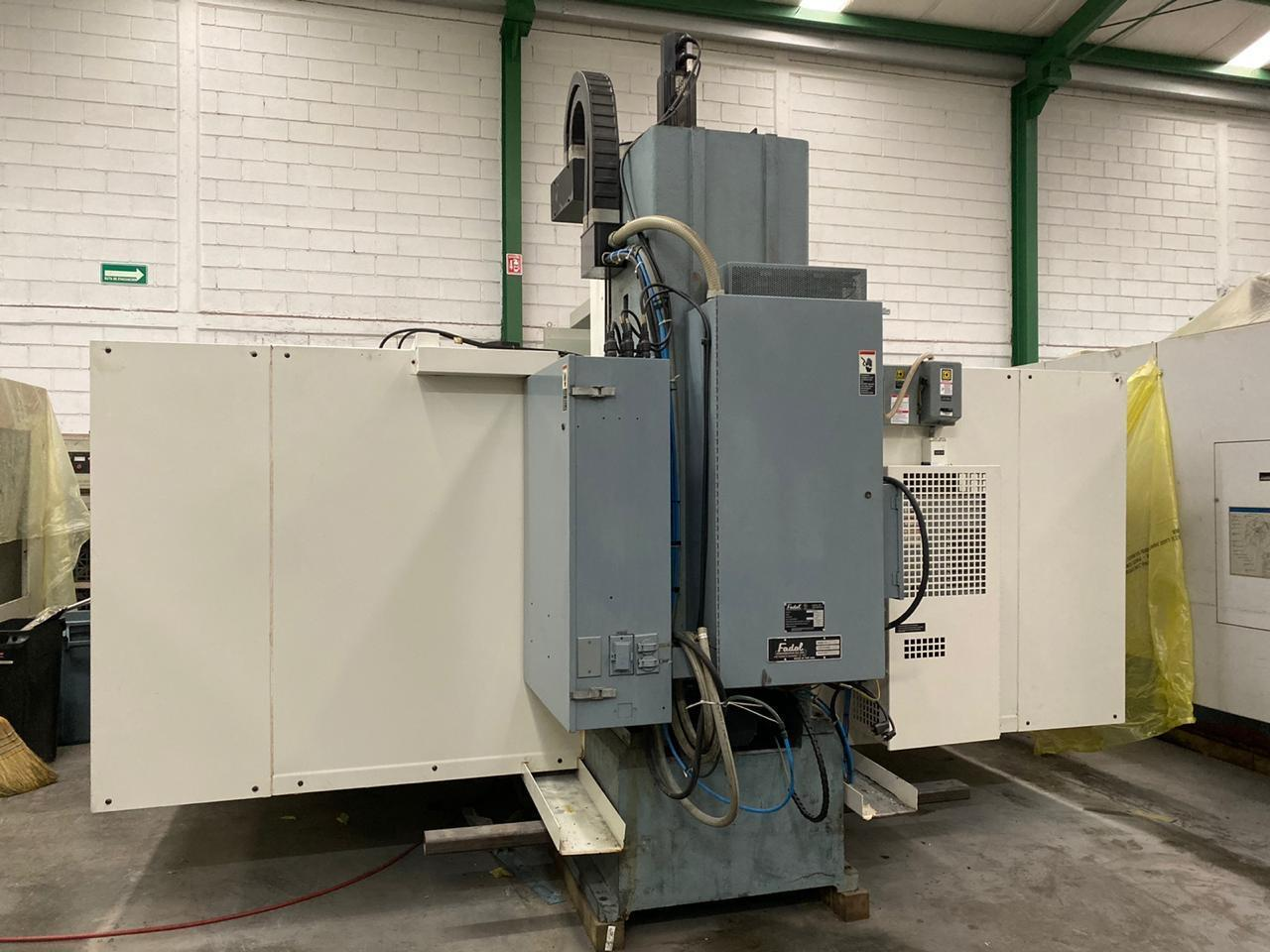 2011 FADAL VMC-6030 - Vertical Machining Center