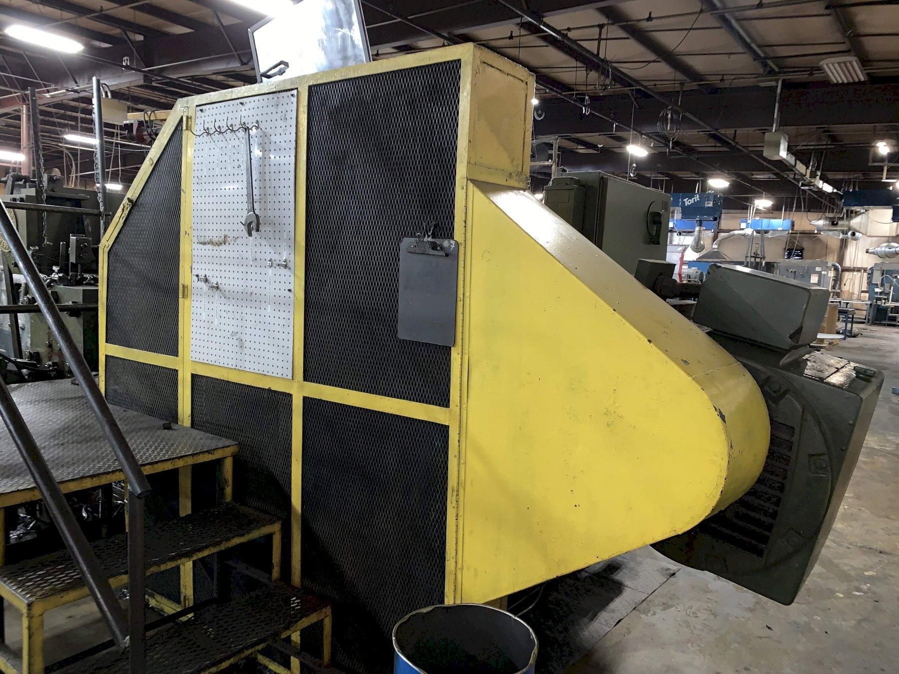 1/2' WATERBURY FARREL OPEN DIE DOUBLE STROKE HEADER: STK 71459