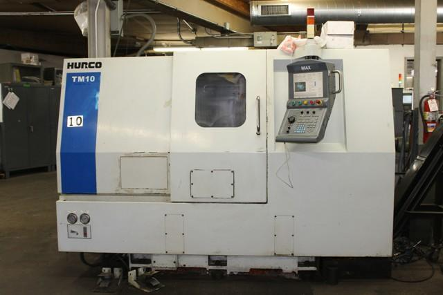 Hurco TM-10 (2005) Turning Center