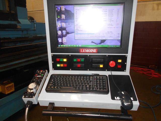 TARUS TPSXGDCNC TABLE TYPE GUN DRILL. STOCK # 0636221