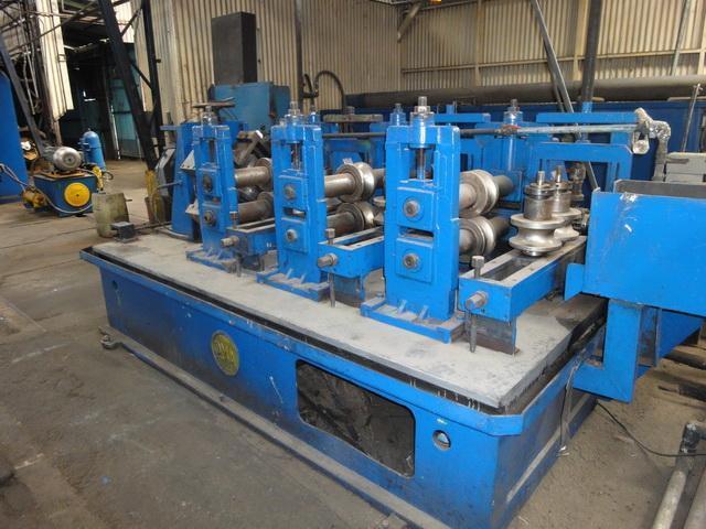 """4.5"""" x .100"""" (125mm x 3mm) Olma Tube Mill Line"""