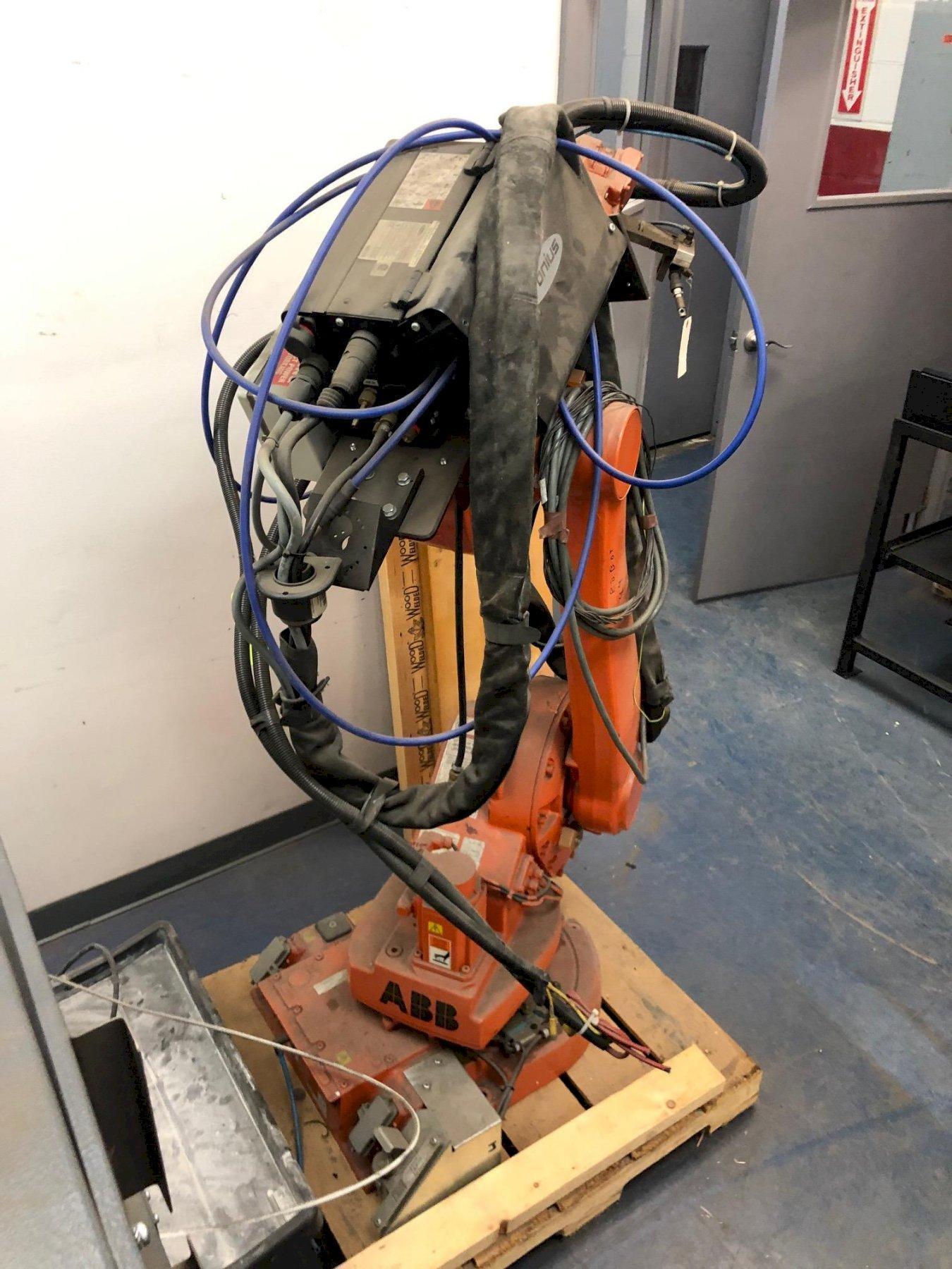 ABB Robot Model No.: IRB-1600-M2004