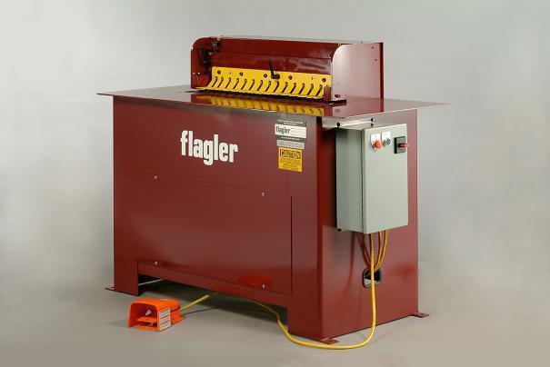 20 Ga. x 30 in. NEW Flagler Hybrid Cleatformer Model HYB-30