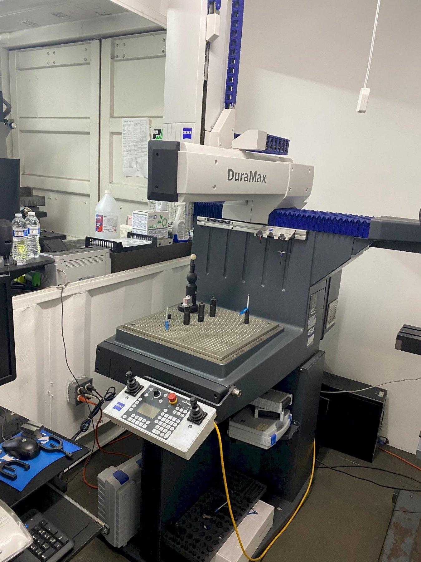 ZEISS2015 Zeiss Duramax 5/5/5 Coordinate Measuring Machine (CMM) (#33215)