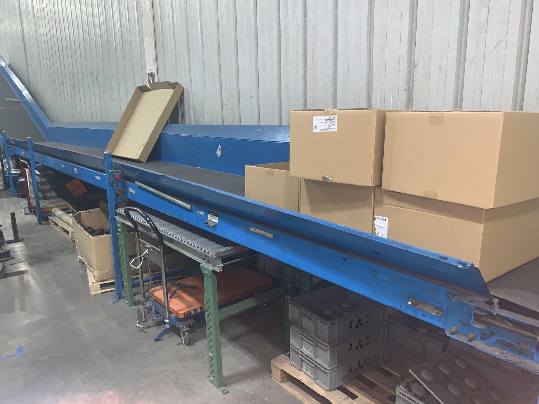 """40"""" x 30"""" C&M #5030 Auto-Tie Horizontal Hydraulic Cardboard Baler"""