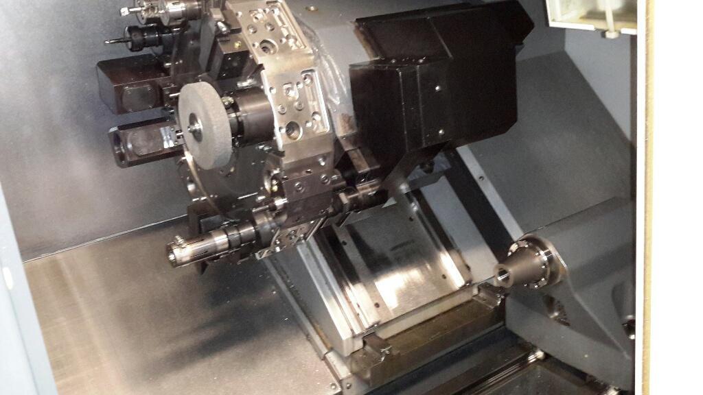 2012 Haas ST-30SSY - CNC Horizontal Lathe