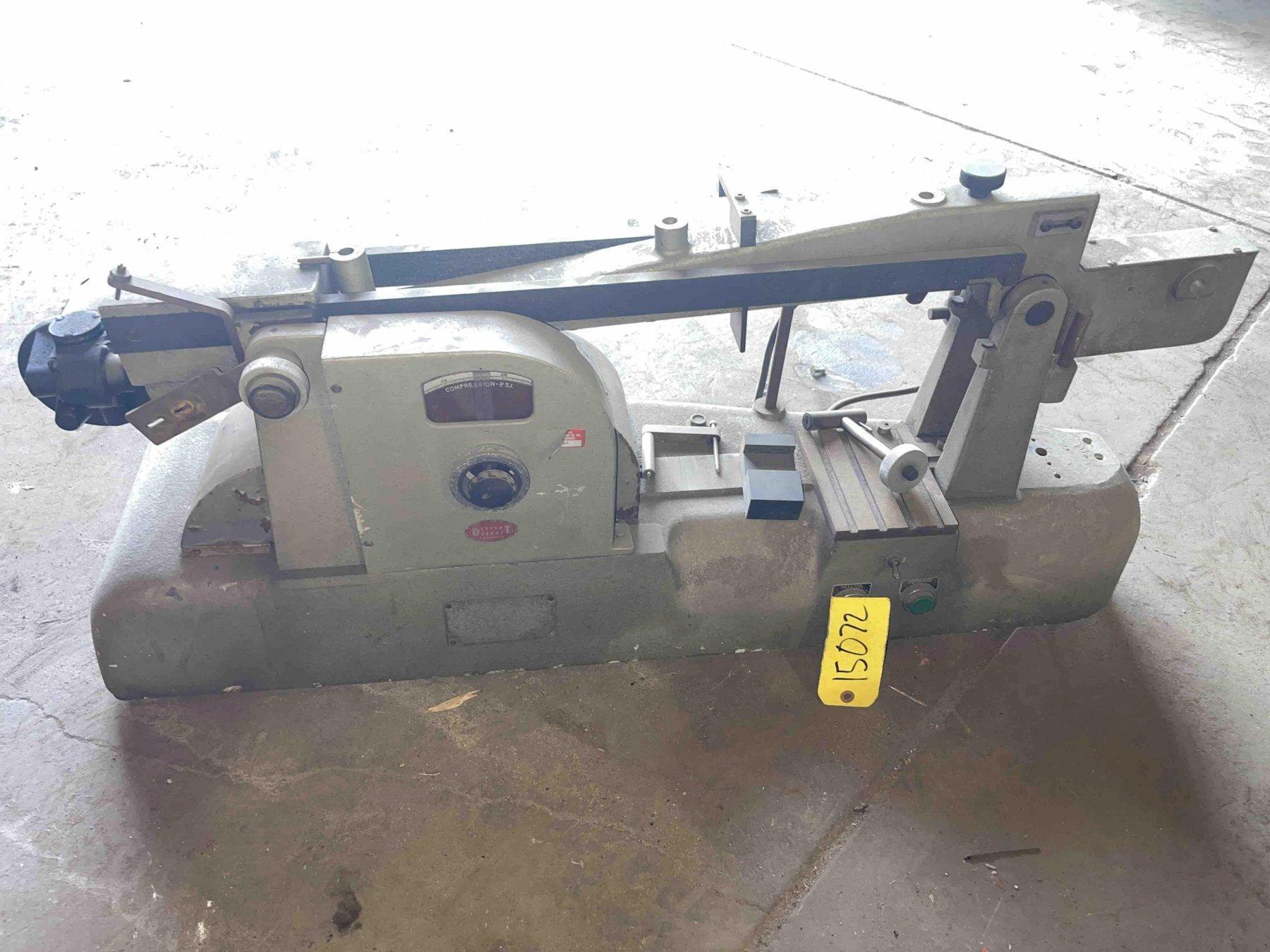 DIETERT MODEL 405 SAND STRENGTH MACHINE