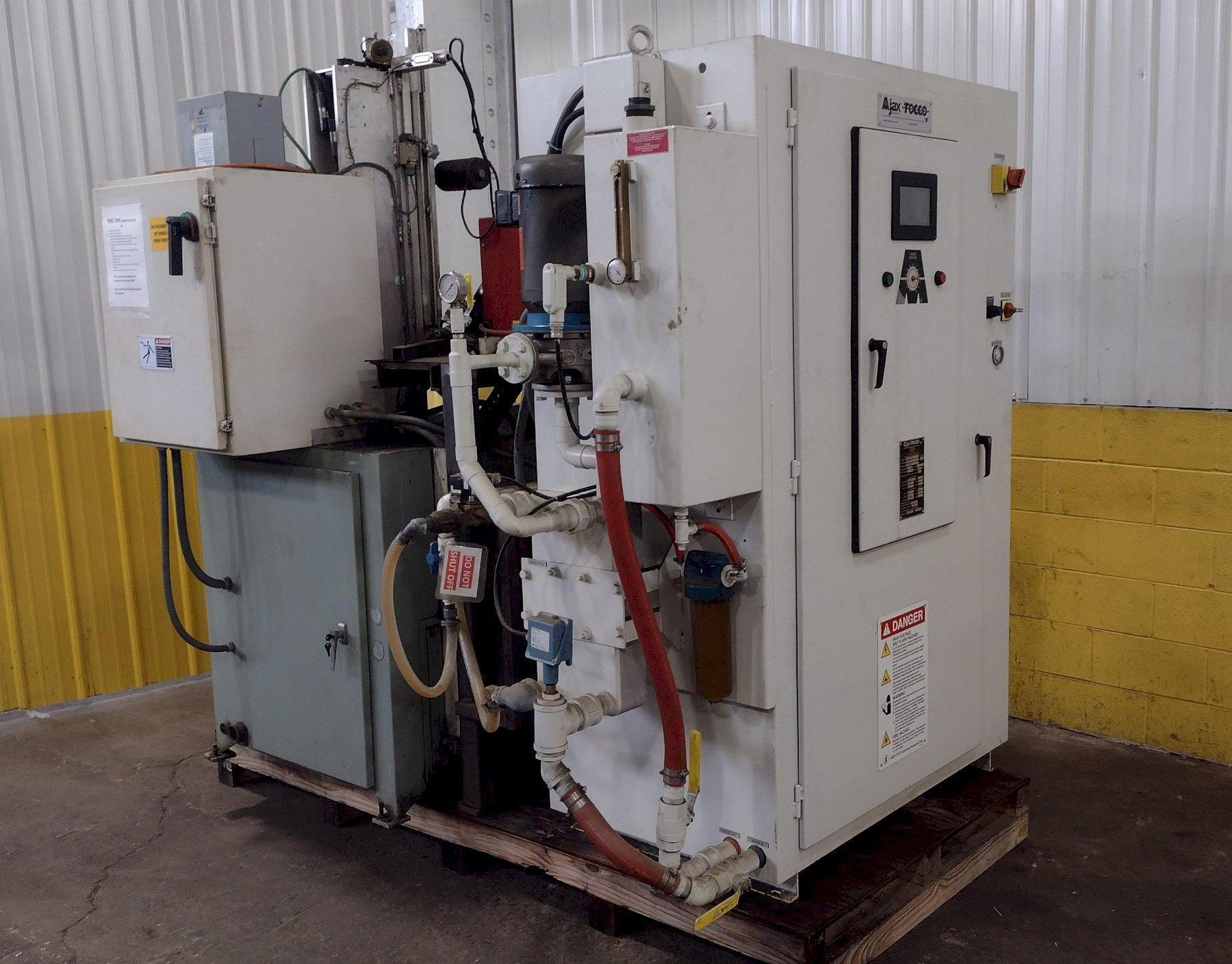 80 KW AJAX TOCCO MODEL #PACER RF SOLID STATE INDUCTION HEATING SOURCE, SCANNER & QUENCH, NEW 2015. STOCK # 0636021