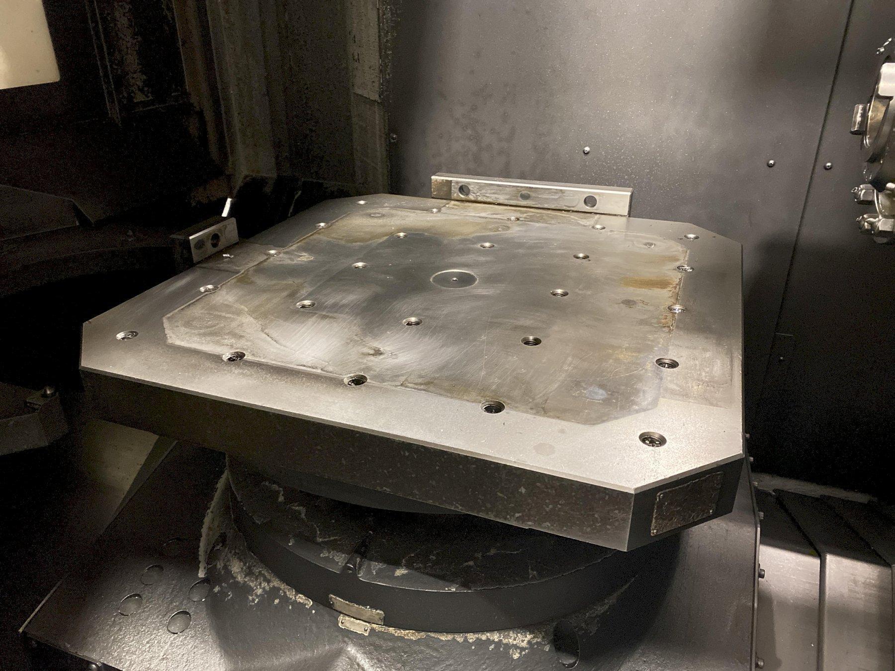 OKK HM600 CNC Horizontal Machining Center