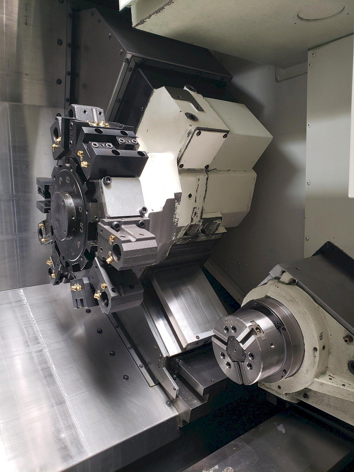Okuma Genos L300MYW-e CNC Lathe 2018