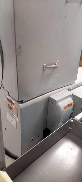 "2-1/4"" (57mm) TORRINGTON MODEL 1033 2 DIE ROTARY SWAGER 1"" (25,4mm) SOLID CAPACITY (13953)"