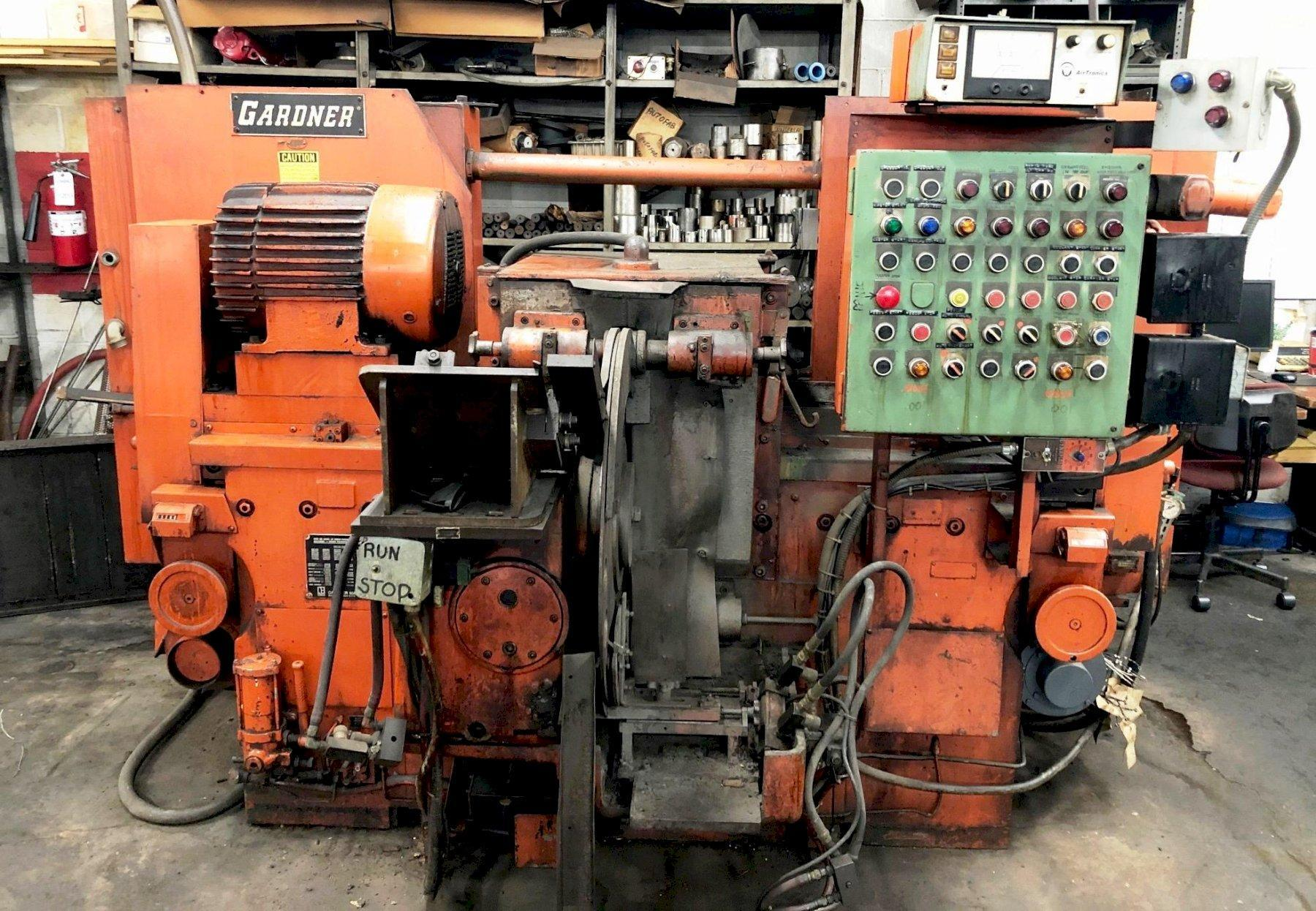 Gardner Horizontal Double Disc Grinder Model SDG 223