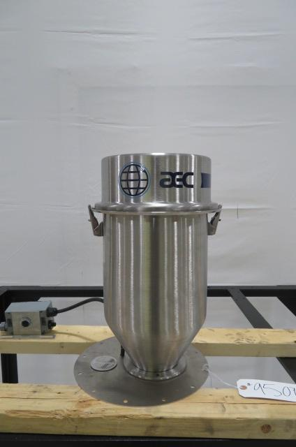 AEC Nearly New SRC-04 Vacuum Receiver