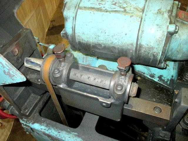 "1/16""  Nilson 1B Oscillating Wire Straightener"