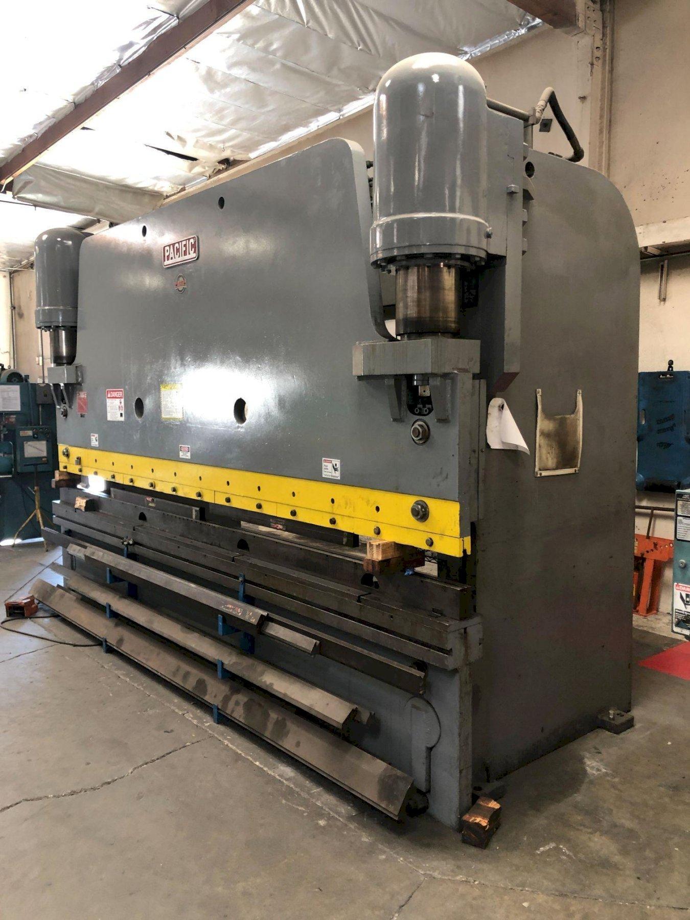 300 Ton x 14ft Pacific 300-14 Hydraulic Press Brake