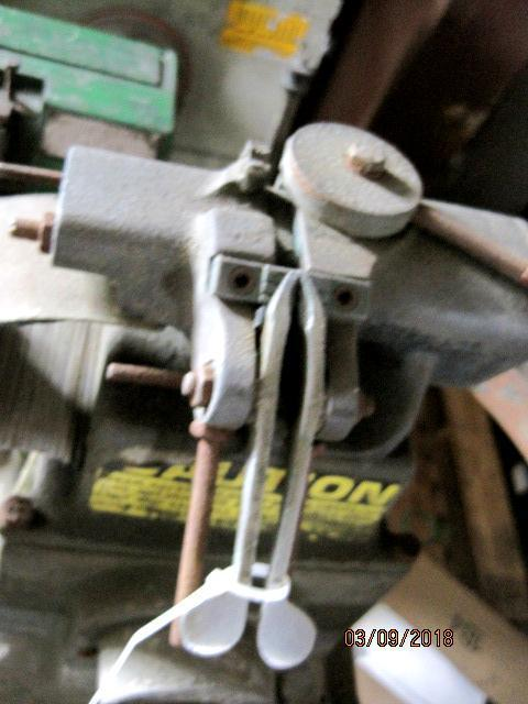 Micro Weld E1S Butt Welder