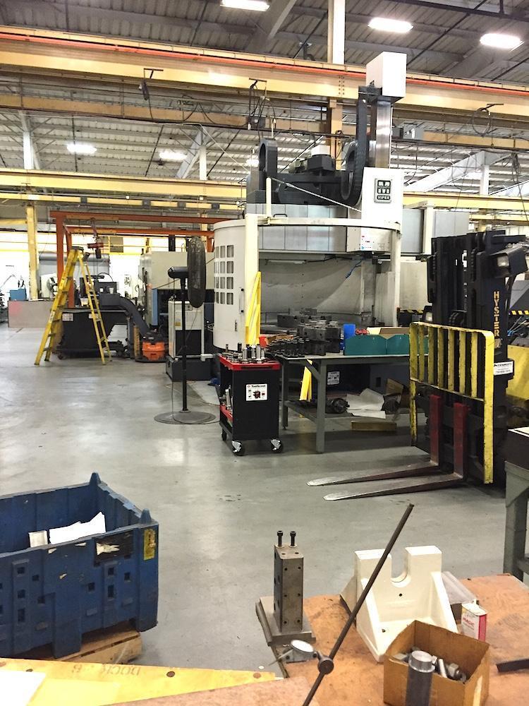 Mighty Viper VTL-20/24M CNC Vertical Lathe