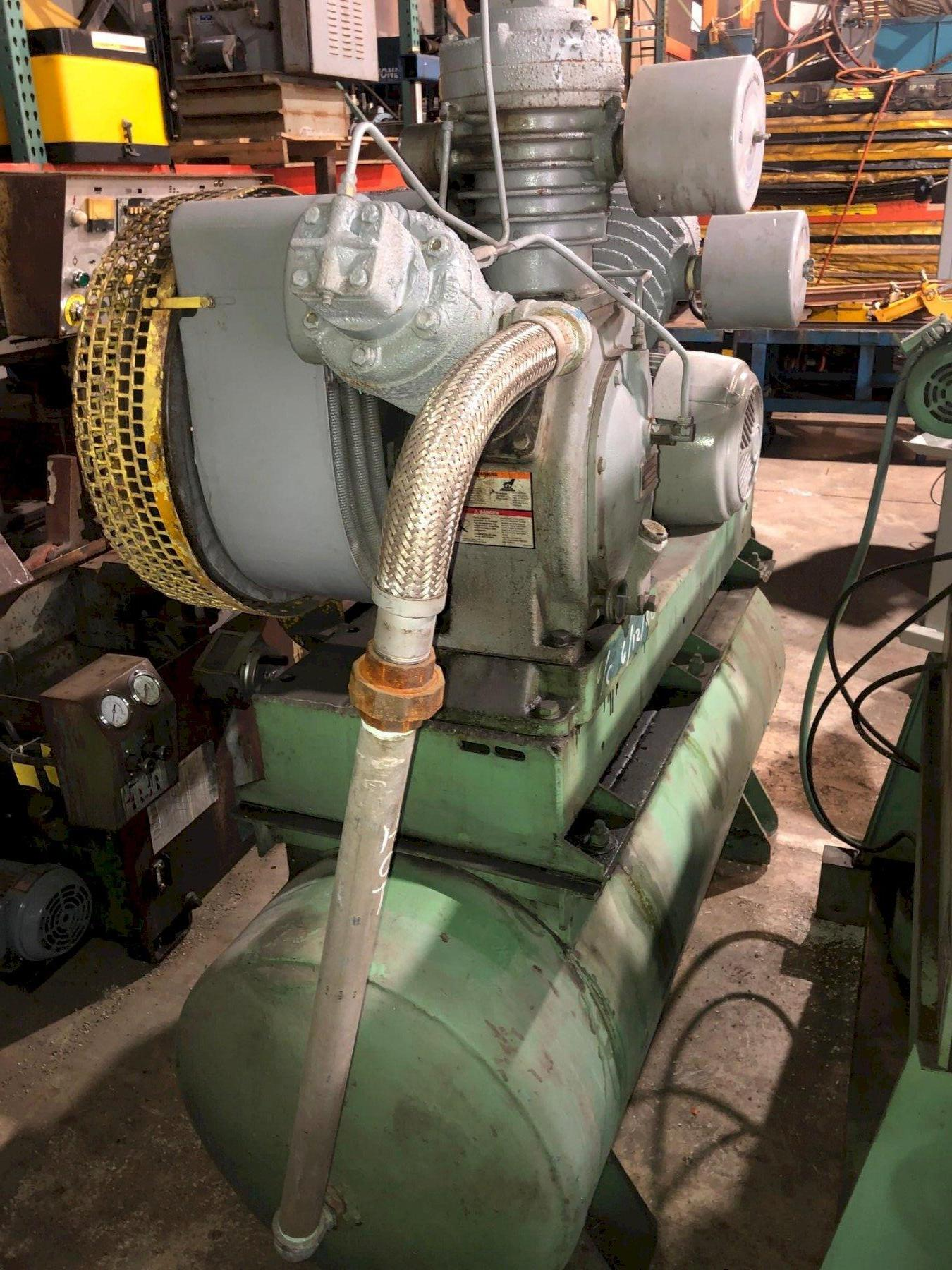 20 HP 15T INGERSOLL - RAND AIR COMPRESSOR