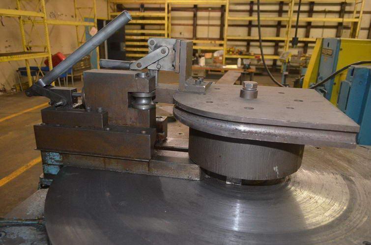 CUSTOM Model SMV 100L 1C Extra Heavy Duty Table Top Bender (13911)