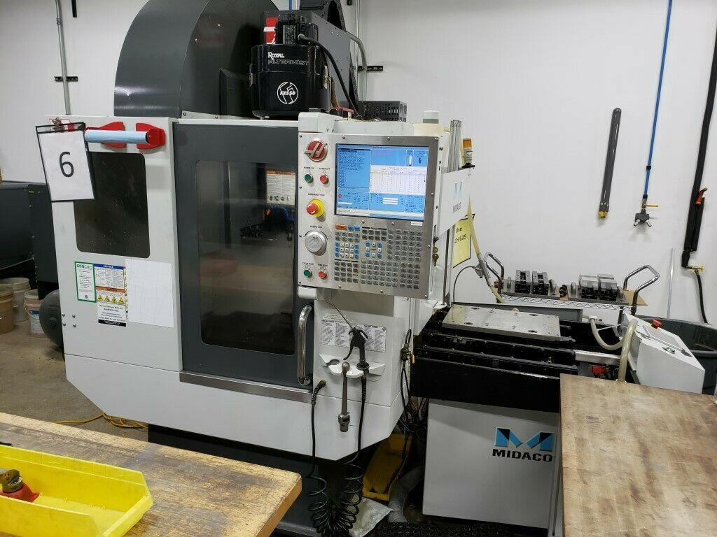 2011 HAAS DT-1 VERTICAL DRILL
