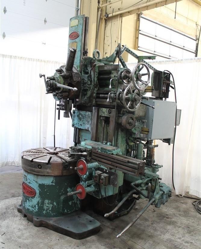 36' BULLARD VERTICAL TURRET LATHE: STOCK #59493