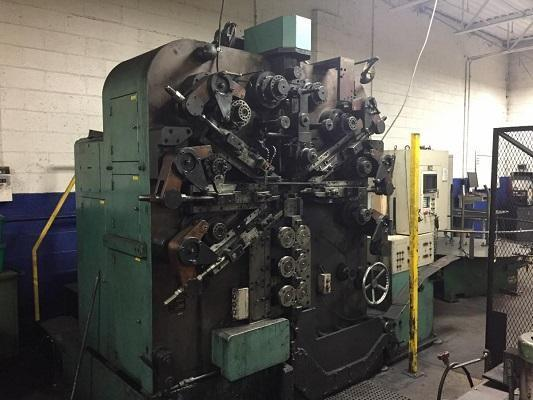 SHINKO VF-860MFT 6MM CNC SPRING COILER   Our stock number: 114663