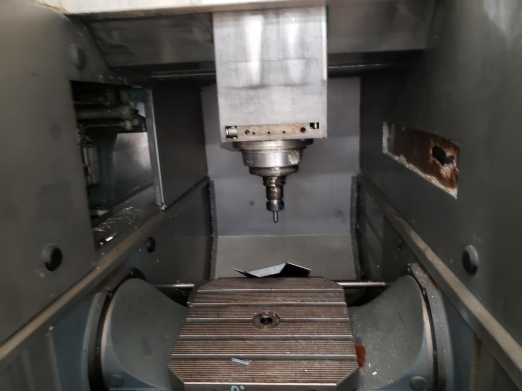 DMG Mori HSC 55 Linear Vertical Machining Center