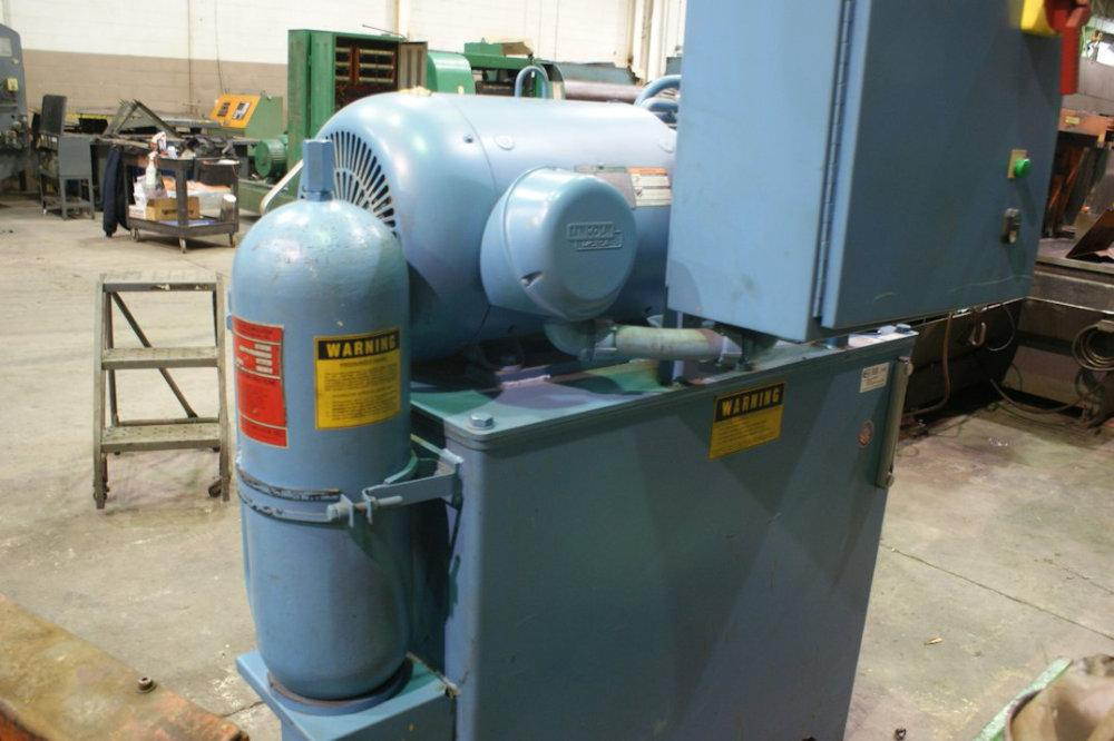 Used CONTINENTAL HYDRAULICS STAND ALONE HYDRAULIC , Model PVR50-50B15-RF-P-5-L, 50 H.P., Stock No. 9252