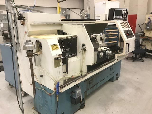 Southwestern Industries Trak TRL 1840 CSS (2000) Prototrak  LX-3 CNC Control Constant Surface Speed