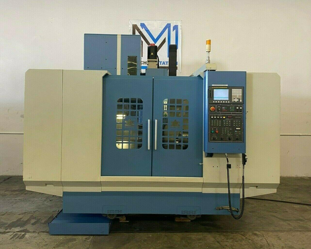 DAHLIH MCV-1020A CNC VERTICAL MACHINING CENTER